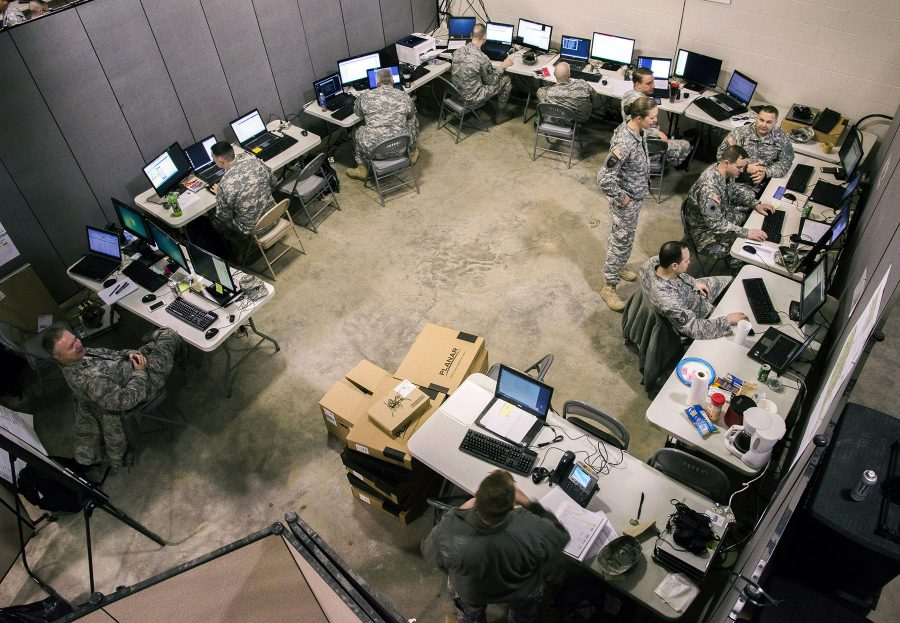 Teaming up in Cyber Command: the preparation process